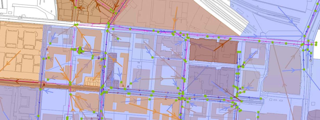 Drainage Area Plan